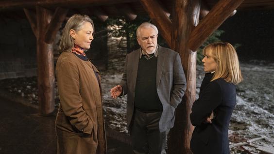 Cherry Jones, Brian Cox, Holly Hunter
