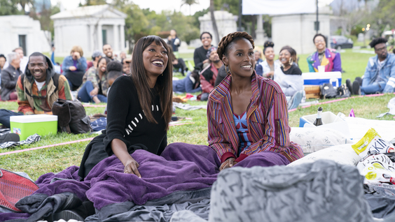 Episode 24 (season 3, episode 8/season finale), debut 9/30/18: Yvonne Orji, Issa Rae.