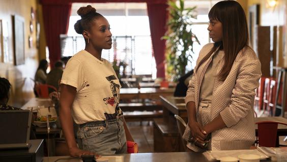 Episode 24 (season 3, episode 8/season finale), debut 9/30/18: Issa Rae, Yvonne Orji.