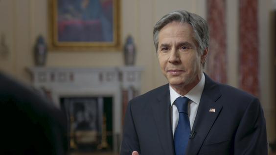 Antony Blinken, U.S. Secretary of State