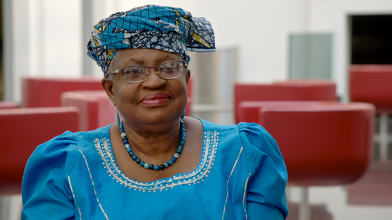 Dr. Ngozi Okonjo-Iweala, Director-General, World Trade Organization (WTO)