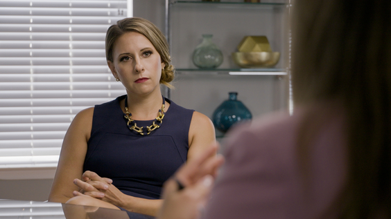 Former Rep. Katie Hill (D-CA)