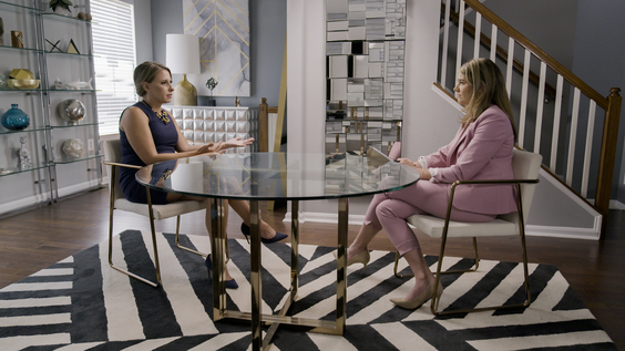Former Rep. Katie Hill (D-CA), Alayna Treene, Axios Congressional Reporter
