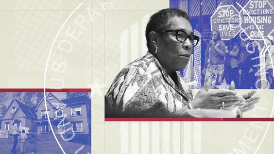 Marcia Fudge, Secretary of Housing & Urban Development