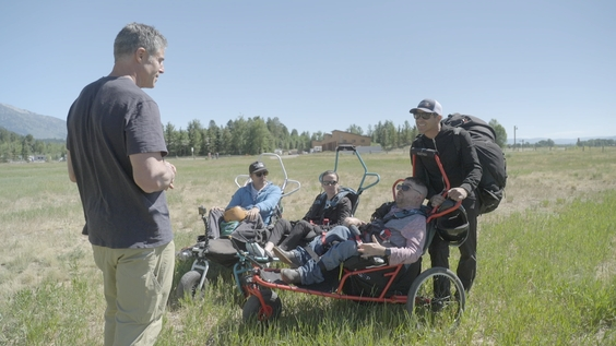 Adaptive Paragliding (Revisit)