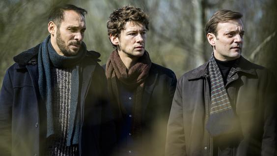 Cyril Descours, François Raison, Yannick Choirat