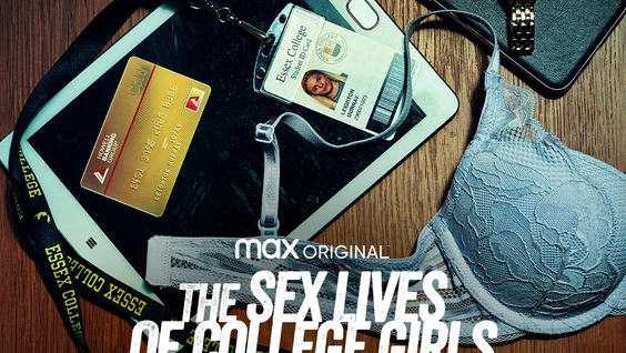 The Sex Lives of College Girls | Teaser Art 1