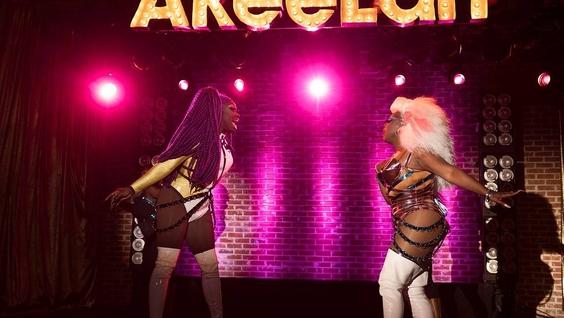Bob the Drag Queen, Akeelah